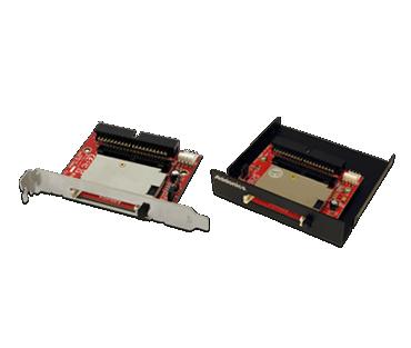 IDE - CF Adapter Bootable CF Slot (model: ADIDECF-N, ADIDECF and ADIDECFB)