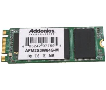 Enterprise M2 MLC SSD (model: AFM2S3W64G-M)