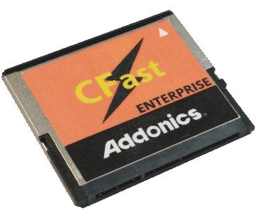 Enterprise CFast MLC SSD (model: AFCFAS3W64G-M)